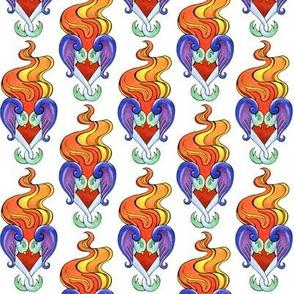 Love Bird Sacred Heart Sm
