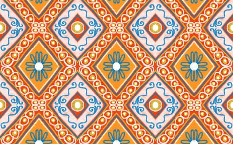 Tortuga fabric by texstylish on Spoonflower - custom fabric