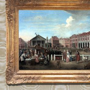 Maison Sassafras des Chouchous ~ Museum Wall ~ Panel D