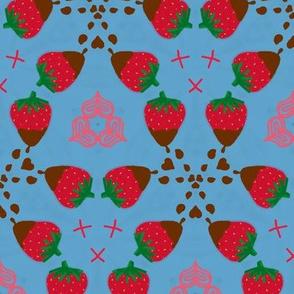 Strawberries & chocolate