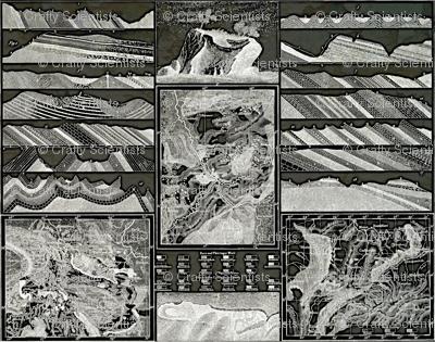 Heck's 1857 landforms blue-ed