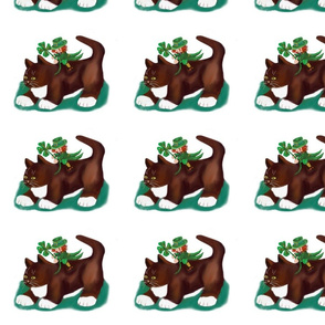 Kitten_Give_this_Lucky_Leprechaun_a_Ride_-_Spoonflower