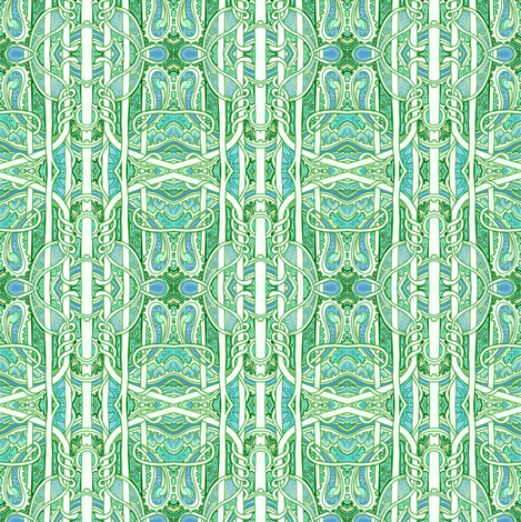 Prisoner of the Salad Bowl fabric by edsel2084 on Spoonflower - custom fabric