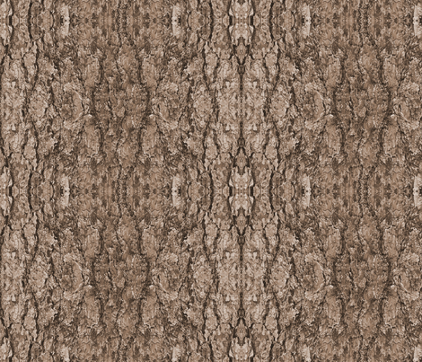 Pine Bark fabric by thecalvarium on Spoonflower - custom fabric