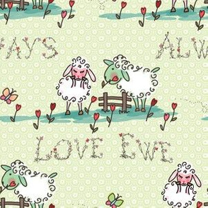 love ewe always ♥