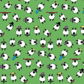 Hairy Sheep