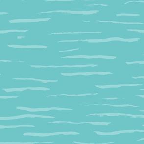 Lake Waves Aqua