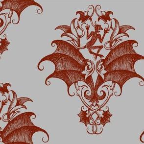 Devil Damask