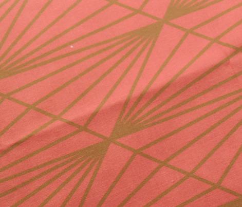 Coral Horizon Pattern