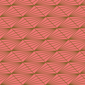 Coral Horizon Pattern