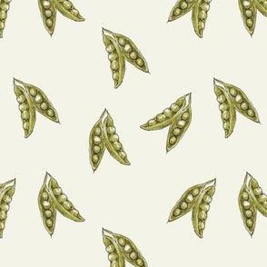 Peapod Pattern