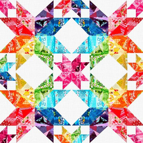 Star Quilt Blocks 1