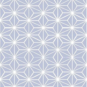 Star Tile in Mist Purple