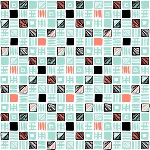 coral and mint tile_limited_9_half_brick_8