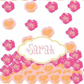 Rose drops-sorbet-Personalized