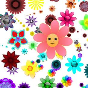Spoonflower_Happy_Flowers