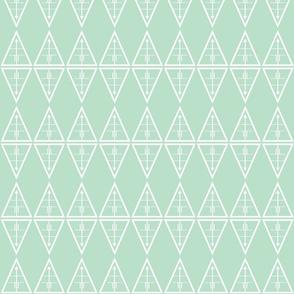 Minty Trianglular