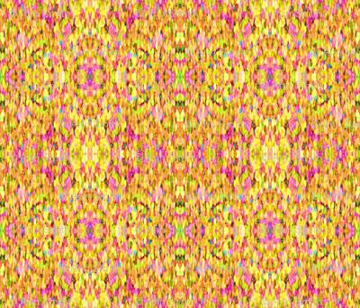Confetti Yellow-Med