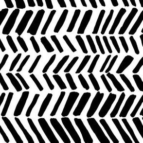 Impression White/Black Rotated