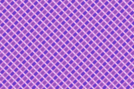 Spicy Purple Gingham fabric by sparklepipsi on Spoonflower - custom fabric