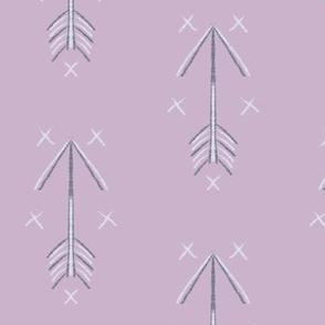 lilac arrow
