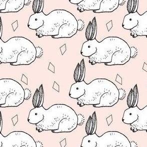 pink rabbit - elvelyckan