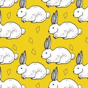 bunny mustard - elvelyckan