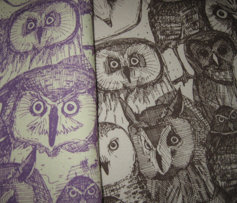 just owls purple cream