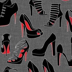 Susan's shoes