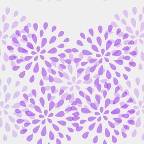 Purple Dandi Lions