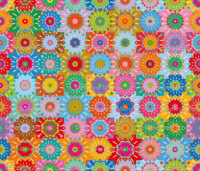 Crochet Granny-Shape