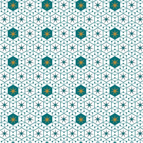 Magical Trunk Liner fabric by bluebirdworkshop on Spoonflower - custom fabric