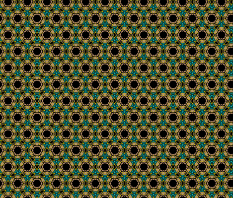 The Cafe Floor fabric by inniv8z_oz on Spoonflower - custom fabric