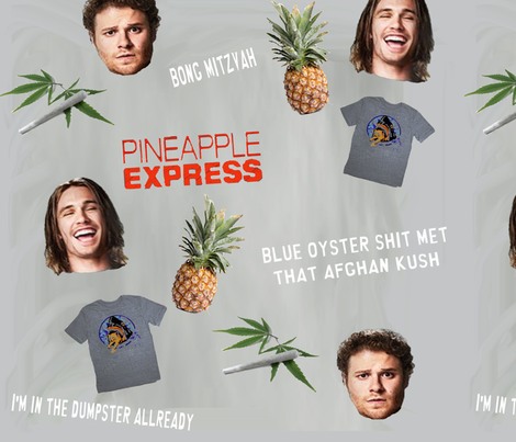 Pineapple Express Wallpaper Designed By E