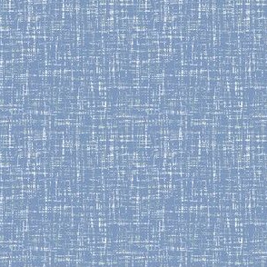 barkcloth in frosty blue
