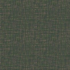 barkcloth in dark olive