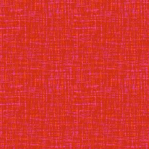 barkcloth - dot red