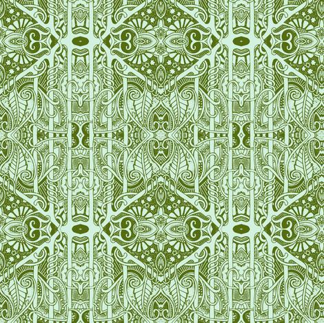 You Drive Me Batty fabric by edsel2084 on Spoonflower - custom fabric