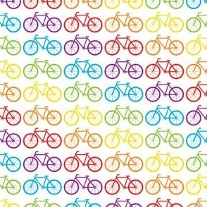 Rainbow Bikes