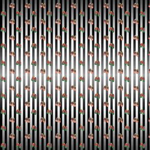 Jeanie Beanie's Baby Shoe Stripe