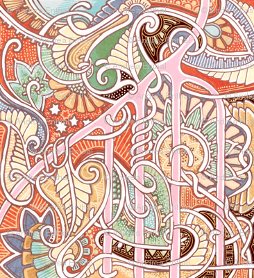 Have a Cosmic Paisley Day