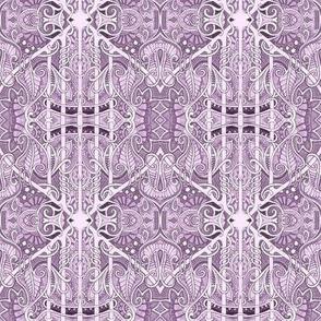 Purple Leaf Samba