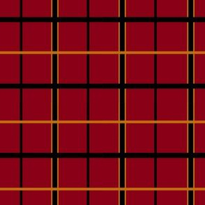 rwby - beacon academy plaid