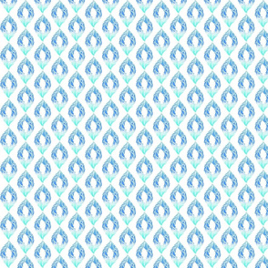 chain blue gradient