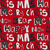 Red_simple_merry_christmas_happy_new_year_st_sf_shop_thumb