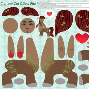 Centaur Plush