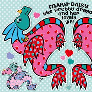 Mary-Daisy the dragon
