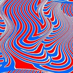 red_blue_stripes_wavy