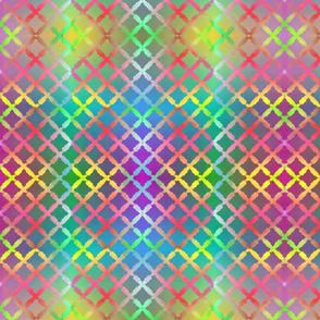 Multicolored Plasma Xs