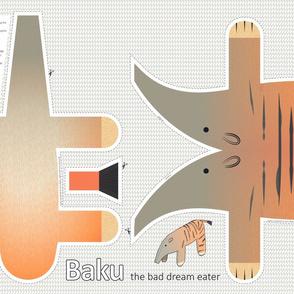 Baku the bad dream eater